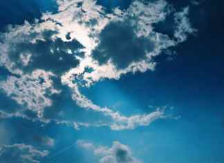 Cloud burst - Kodak High Definition 200 (HD200 35mm)