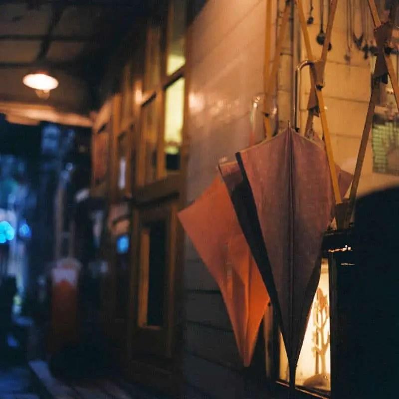 Hanging around - Kodak Ektar 100