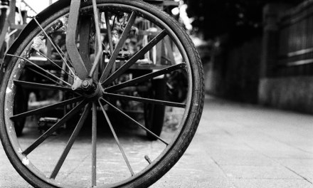 Ride the big wheel – Eastman Double-X 5222 (35mm)