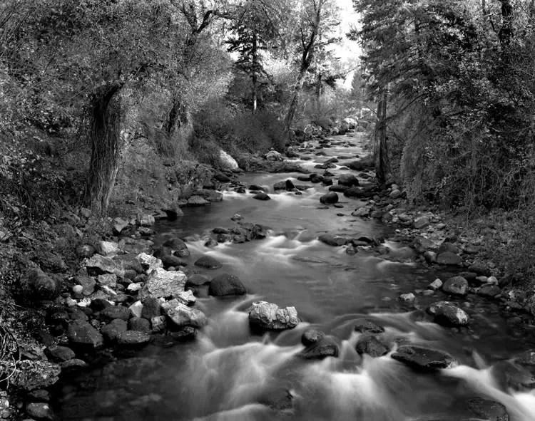 Ten Sleep Creek, Wyoming
