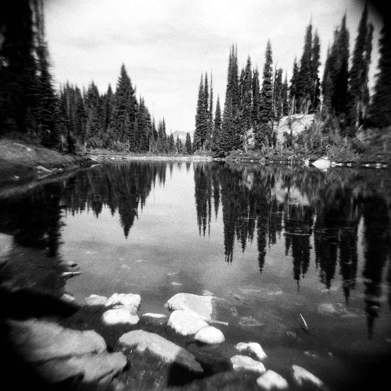 Revelstoke Reflections
