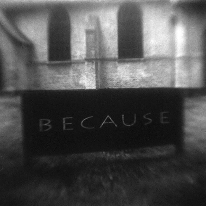 Because - Kodak Brownie Hawkeye - Flipped Lens - Kodak TMAX 400