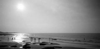 Life's a beach - Kodak T-MAX 100 shot at ISO100