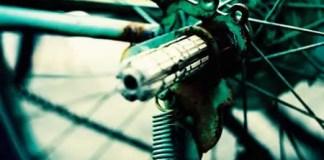Stunt pegs - Fuji Velvia 50 shot at ISO50 and cross processed