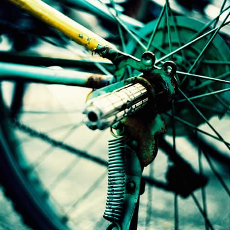 Stunt pegs – shot on Fuji Velvia 50 RVP50 (120)