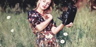 Natasha - Polaroid