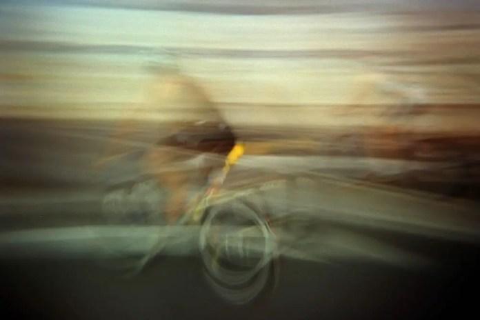Triathlon - Holga Ektacolor Pro 160
