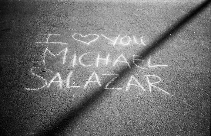 I Heart You Michael Salazar | Arista Premium 400 ISO + Minolta AF50
