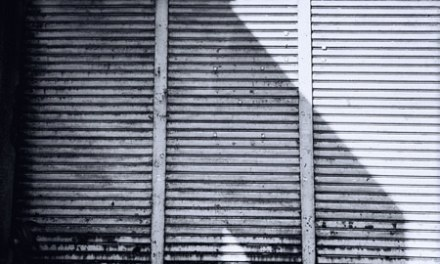 Shuttered – Shot on ILFORD FP4 PLUS (35mm)
