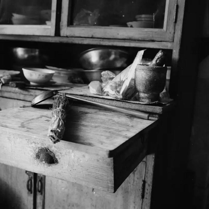 Kitchen Detail - China