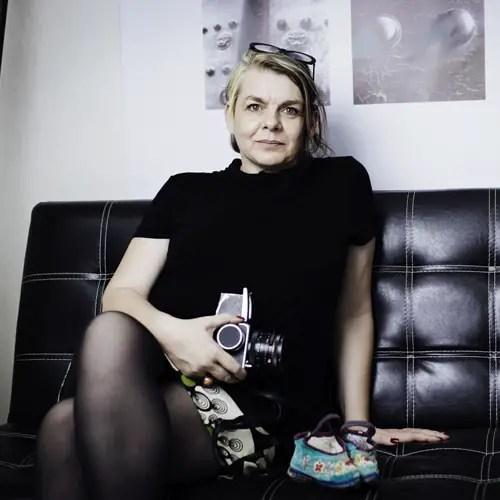 Portrait: Jo Farrell - c.Calvin Sit