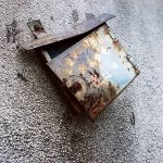 Disintegrated - Kodak Portra 400 shot at ISO400. +1 stop, 120 / 6x6.