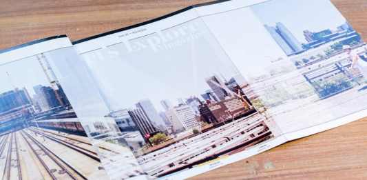 Let's Explore Magazine - issue 01 concept