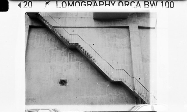 Steppppps – Lomography Orca 110 (110)