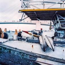 Untitled - Kodak Vericolor 160 (VPS 6006) shot at ISO100. Color negative film in 120 format shot as 6x6