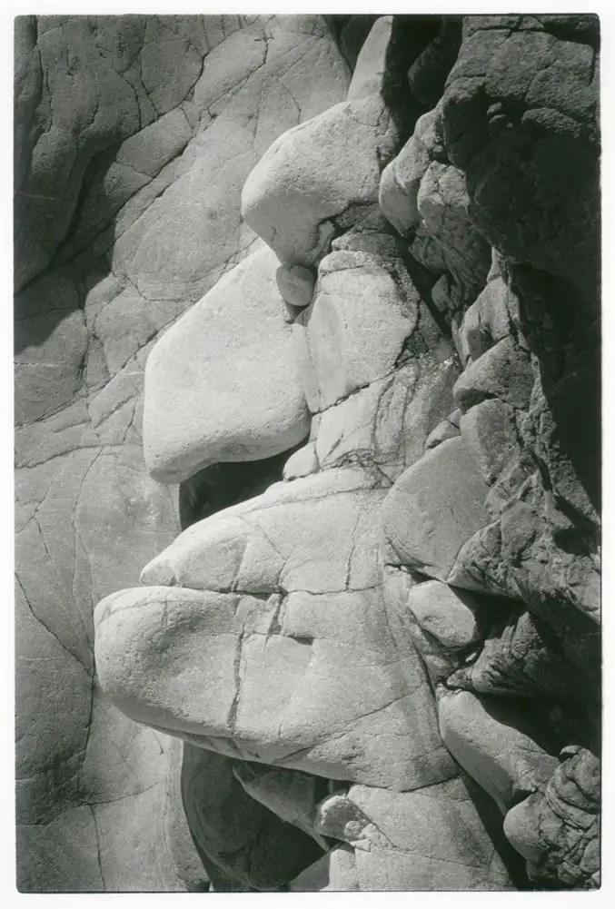 Rock face