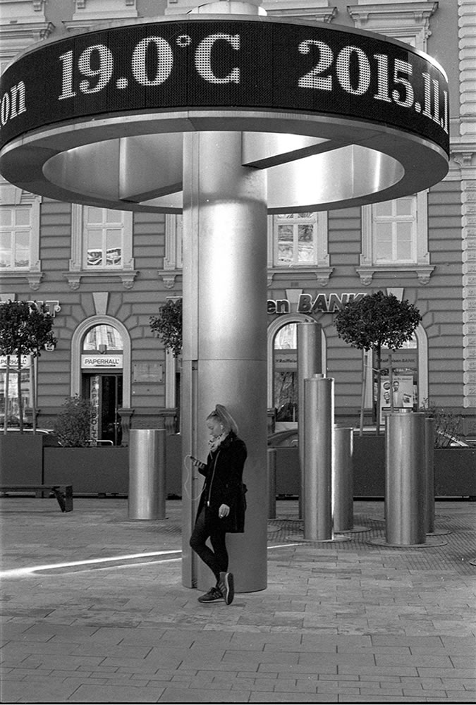 Budapest - Keith Moss