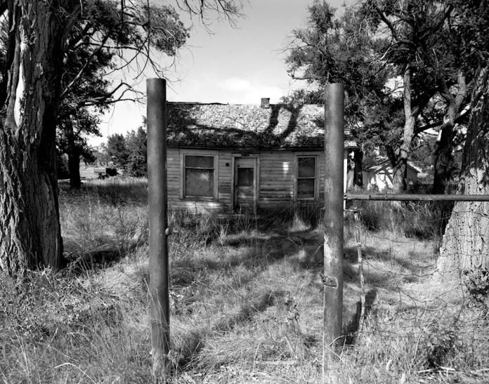 Pentax 6x7 Matheson gate