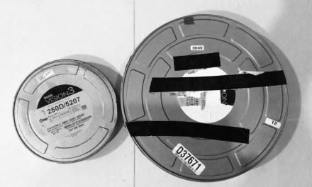 Bulk loading 120 film using 65mm Kodak 250D (5207)
