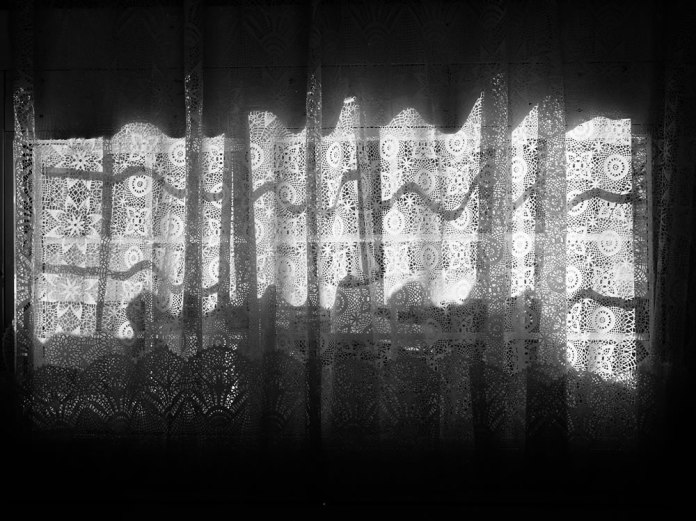 Honeymoon Bay - Lace Window