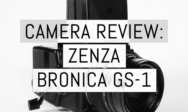 Camera review: Zenza Bronica GS-1 – by Laidric Stevenson