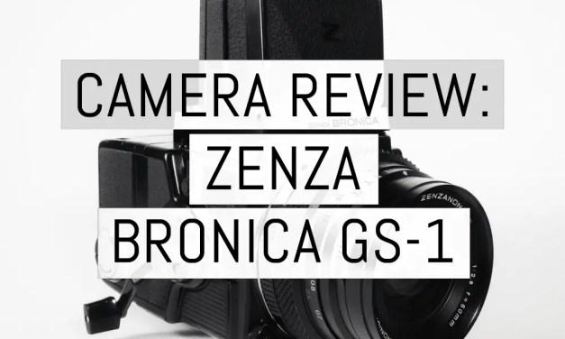 Camera review: Zenza Bronica GS-1 – by Laidric Stevenson