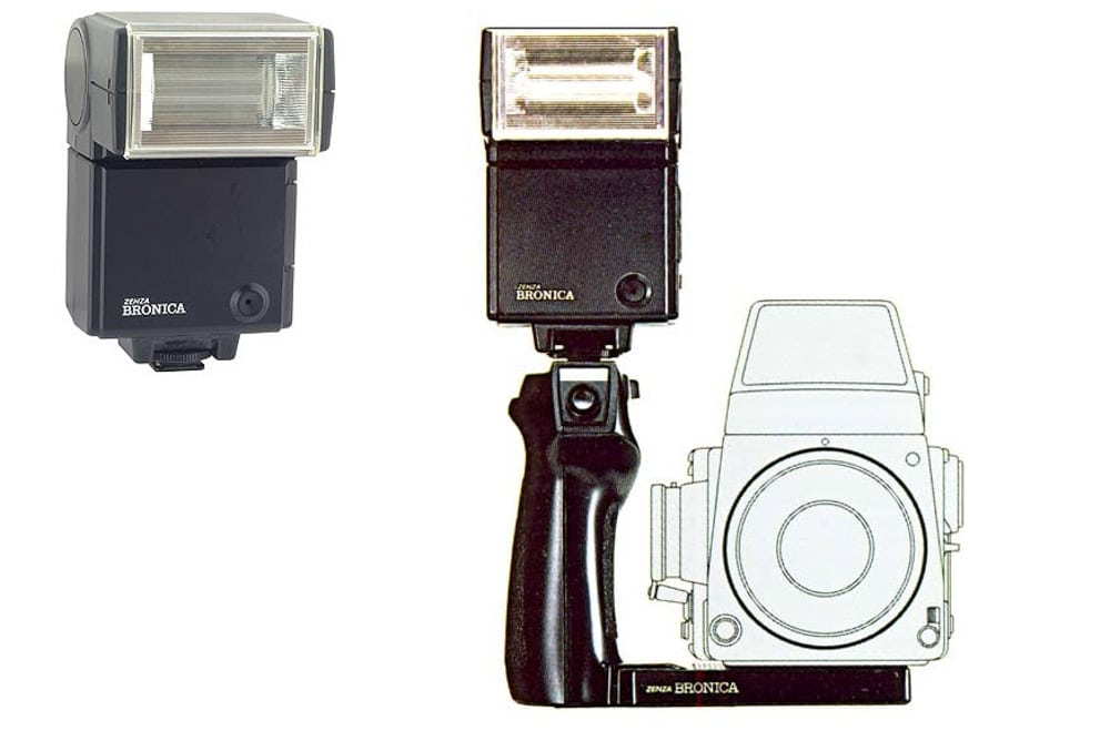 Bronica GS-1 - Speedlight G