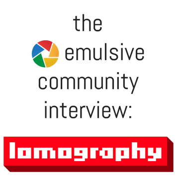 The EMULSIVE Community Interview - Lomography