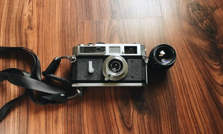 Camera review: Me and my Canon 7 Rangefinder by Andrew MacGregor