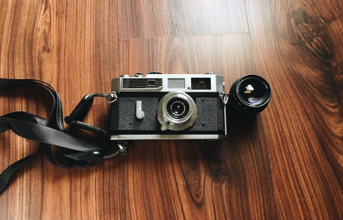 Canon 7 - Nippon Kogaku W-Nikkor-C 3.5cm f=3.5 and Jupiter-8 50 f=2.0, both in M39 Leica Screw Mount