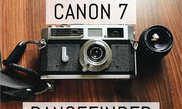Camera review: Canon 7 Rangefinder by Andrew MacGregor