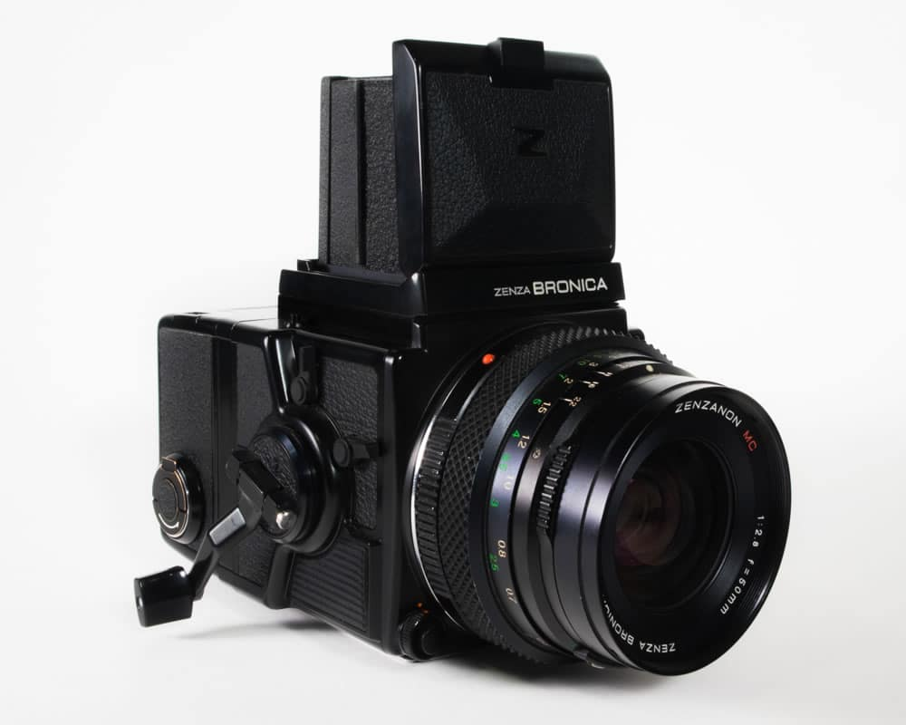 Camera review: Bronica GS1 - by Laidric Stevenson