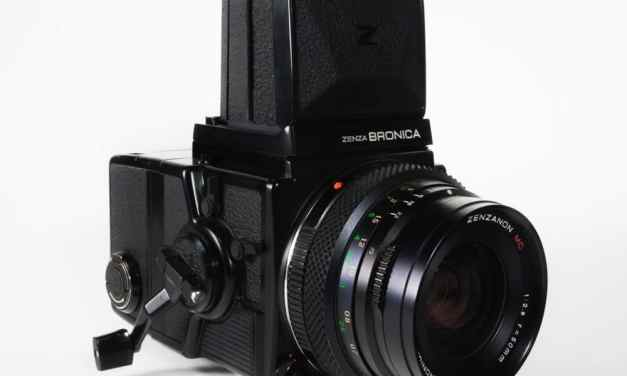 Camera review: Bronica GS1 – by Laidric Stevenson