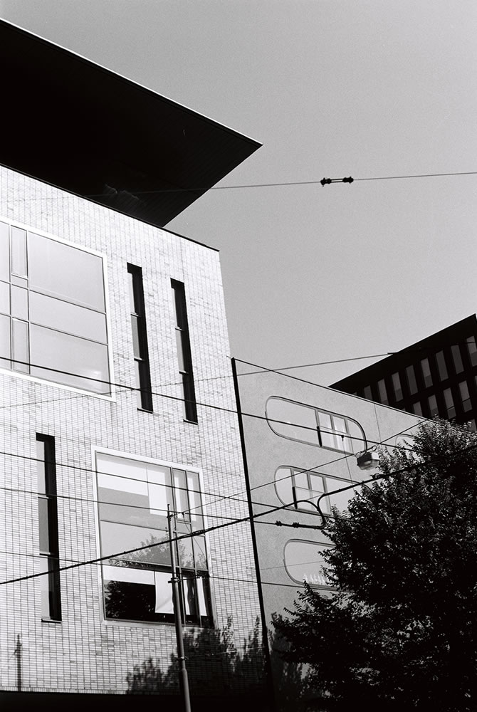 Amsterdam - Fuji Acros 100