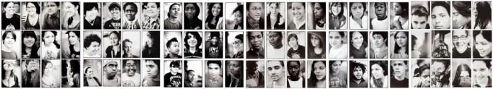Portraits of students of New Urban Arts, Providence RI 2005-2010 35mm Pan-F+ in Pyrocat HD 1:1:50 Printed on 11x14 Ilford Multigrade FB and toned on Kodak Polytoner.