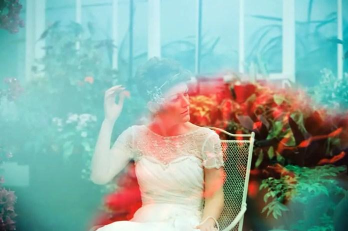 Wedding Shoot - Cinestill 50D