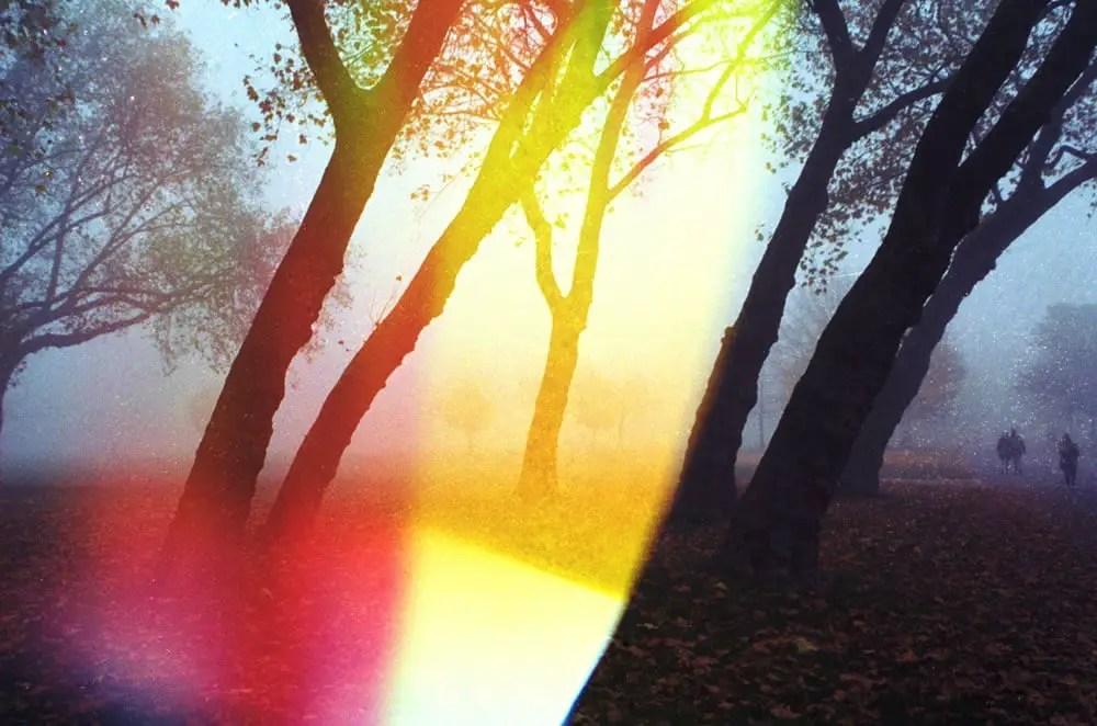 Victoria Park - Kodak ColourPlus
