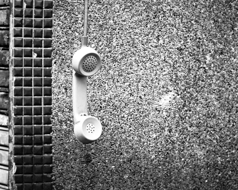 Don't leave me hanging – Ilford FP4+ (120)