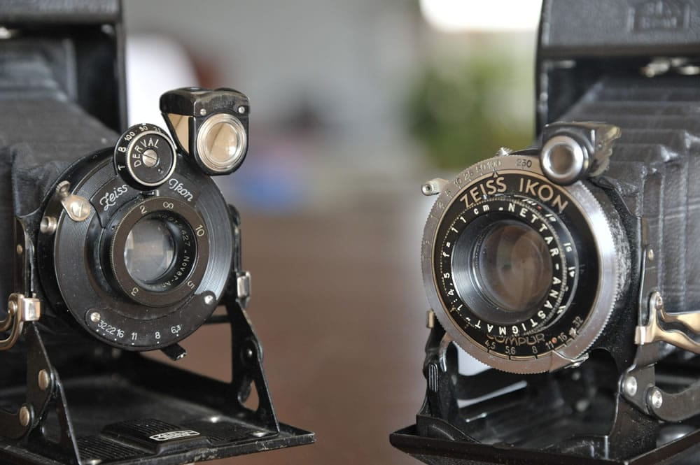 Camera review: Me and my Zeiss Ikon folders - Zeiss Ikon