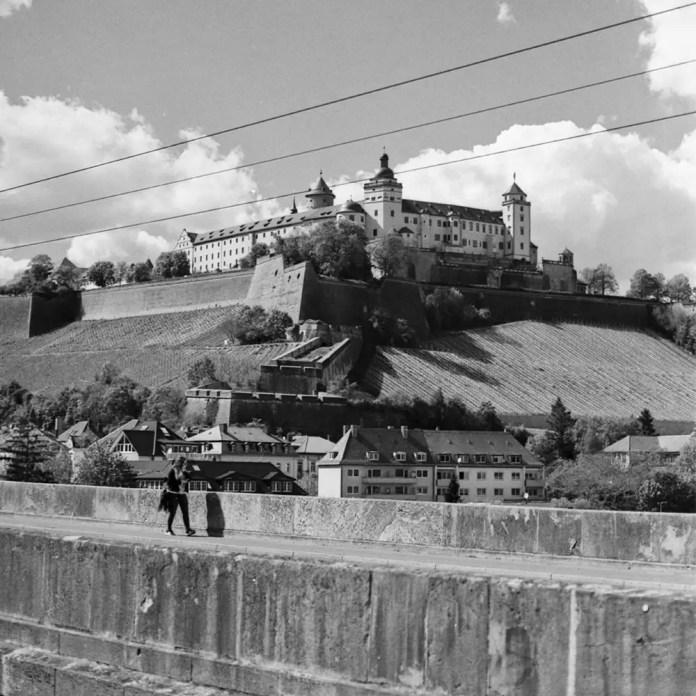 ADOX SILVERMAX - Festung