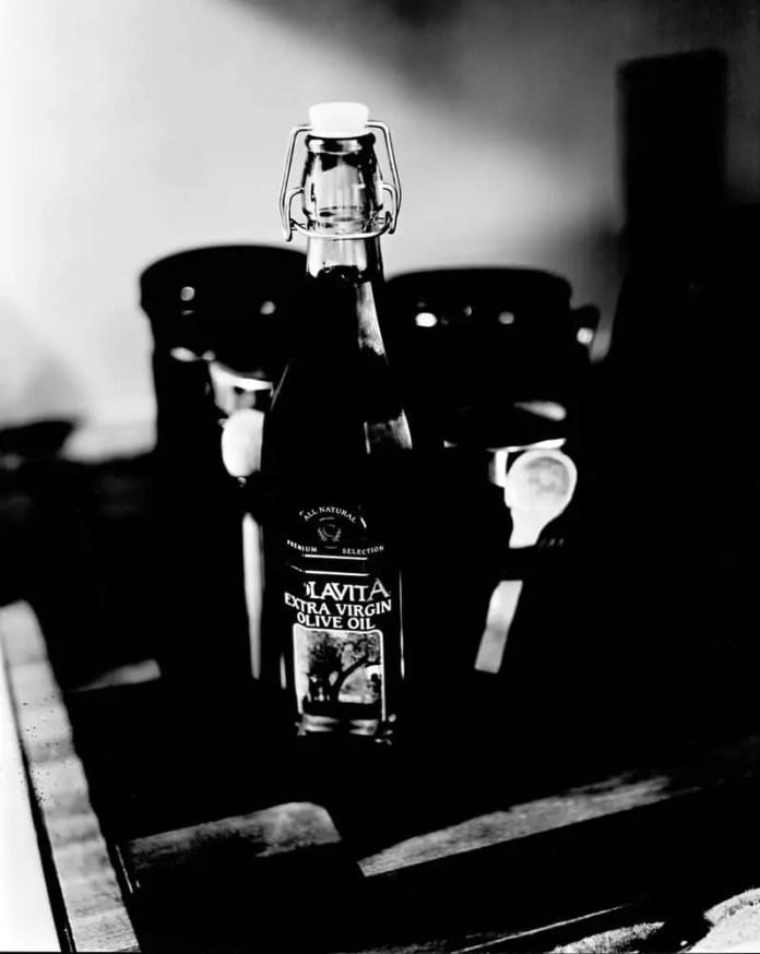 Olive Oil, B&J press 4x5 Industar 210mm - Ortho Litho - Bobby Kulik