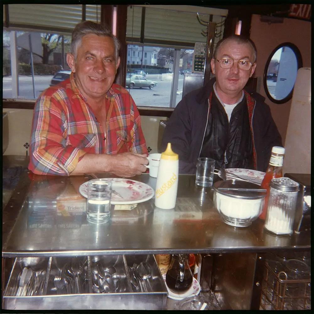 Salem Diner - Robert Marsters