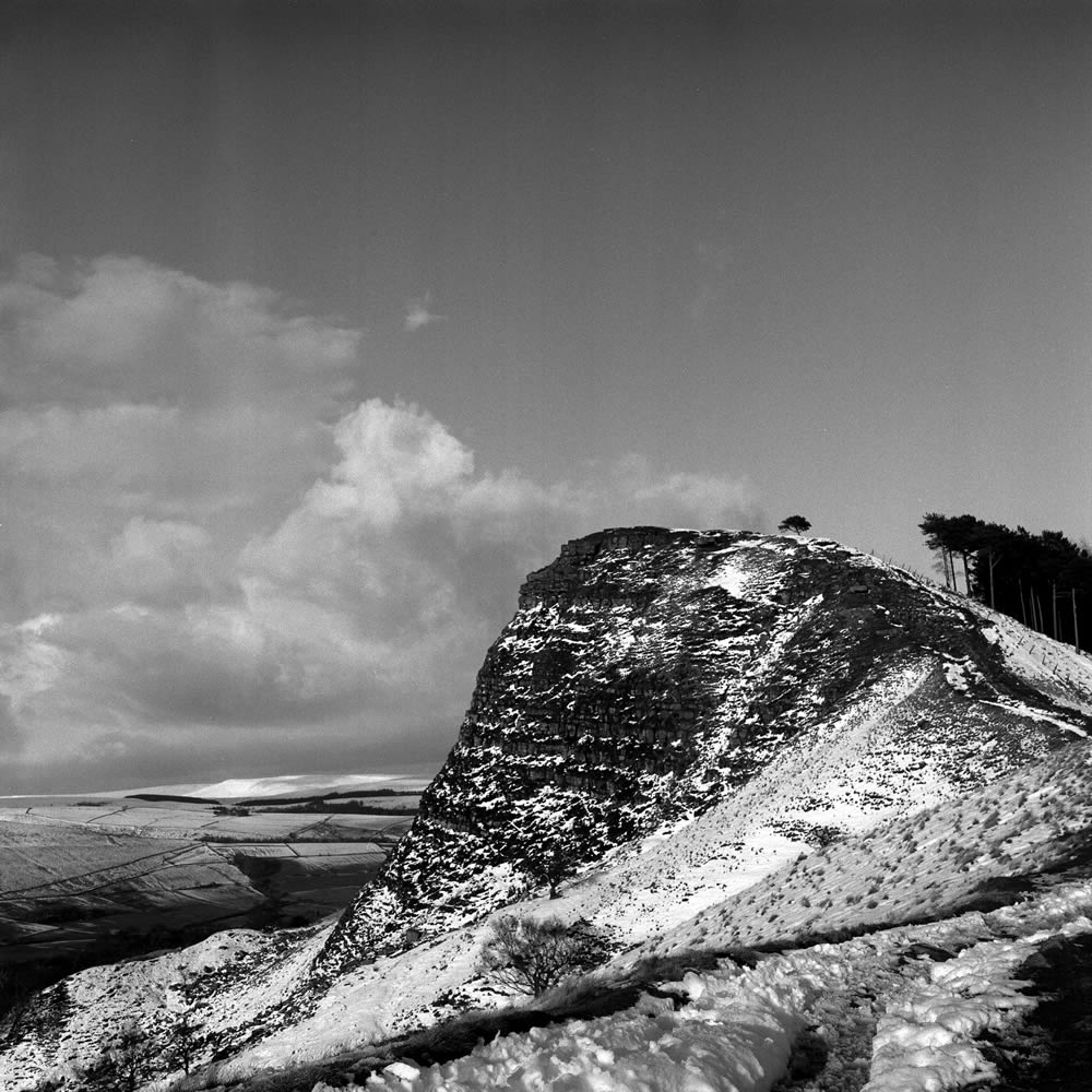 Back Tor - Hasselblad 500C-M - Zeiss Distagon CF 60mm f-3.5 - Ilford HP5+ - Kodak HC-110 - Epson 4180