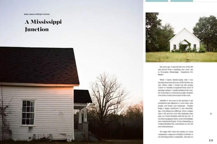 LEM Issue 01 - Ashleigh Coleman