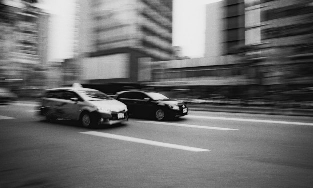 Street racers – Ilford FP4+ (35mm)