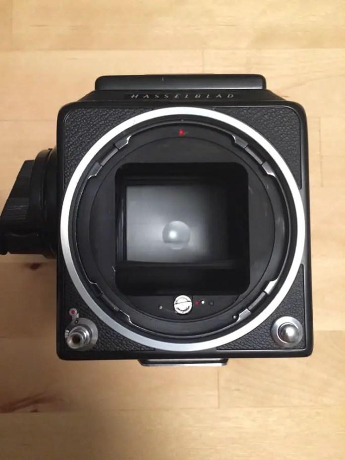 500CM - Lens mount