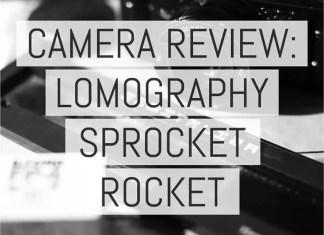 Cover - Review - Lomography Sprocket Rocket