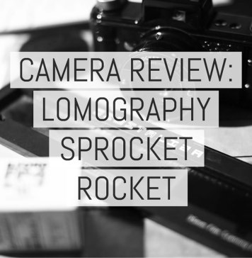 Cover - Review - Lomography Sprocket Rocket