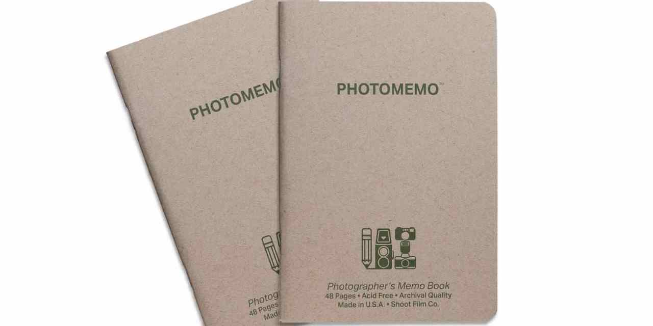Introducing the PhotoMemo from Mike Padua and Shoot Film Co. – bonus competition inside!