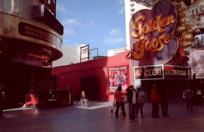 Vegas Old Town, Kodak Portra 160, Leica M6 TTL, 2013